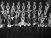 Centenary - Back Row: (L to R): R.G. Biggin, A. Livesley, H.L. Watson, F.H. Dawson, G.N. Woodhead, J.R. Martin, W.S. Thompson, W. McDowell, C.E. Dauncey Middle row (L to R):- Wm.C. Botham, F.A. Barker, H. Elliot, B. Berrisford, F.A. Stewart, G. Bradley, C.W. Short, H. Middleton, L.A.G. Ford, C. Gard Front Row: (L to R): R.D. Biggin, T.P. Haslam, G.J. Edmunds, E.L. Kent (W.M.), J.E. Bird, T.E. Haslam, W.H. Ford, J.M. Reeve