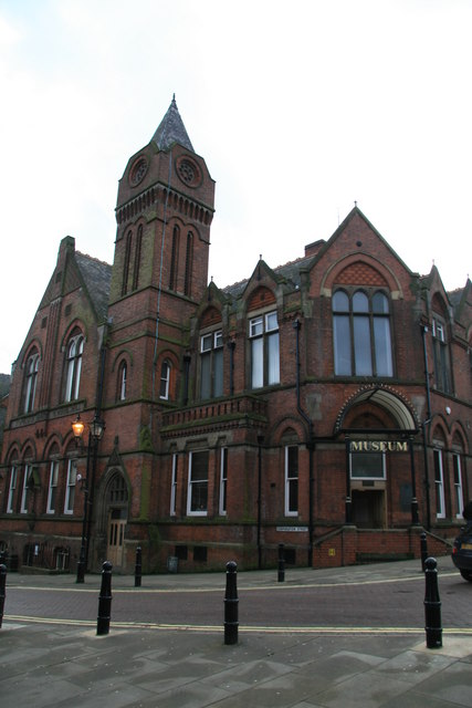 George Stephenson Memorial Hall