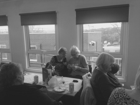 The Bus Cafe - Project funded by Derbyshire Freemasons Fund