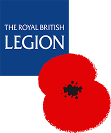 Text Royal British Legion