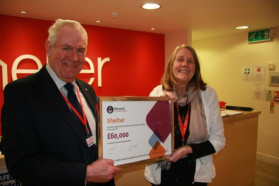 Masonic Charitable Foundation - Helping The Homeless