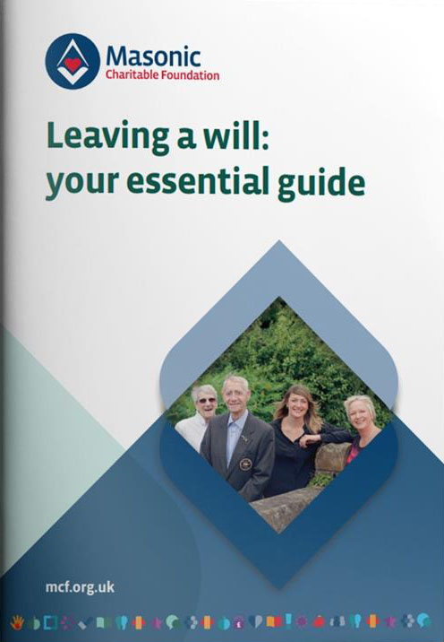 Masonic Charitable Foundation - Leaving A Will