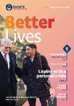 Masonic Charitable Foundation Better Lives Issue 4