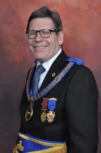 Stephen Jones Assistant Provincial Grand Master