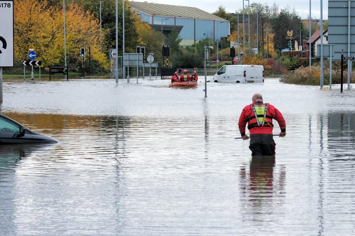 Masonic Charitable Foundation Yorkshire Floods