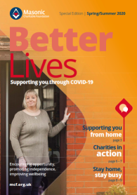 Masonic Charitable Foundation Better Lives Special Edition 2020