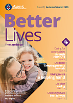 Masonic Charitable Foundation Better Lives Issue 8